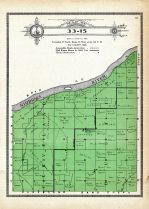 Township 33 Range 15, Cleveland, Dustin, Holt County 1915